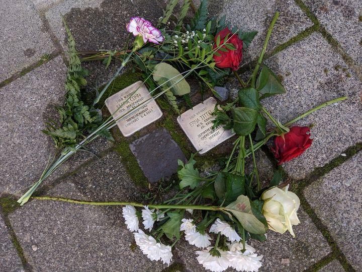 KEINVERBLASSEN. Erinnerung an Jüdische Familien.