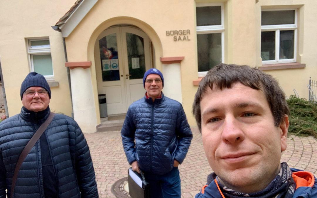 Seniorenarbeit im Saale-Holzland-Kreis verbessern!