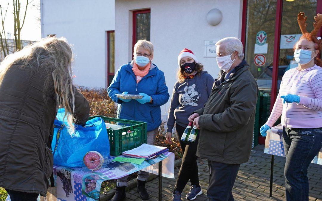 Hermsdorf: Weihnachtsessen in abgepackter Form