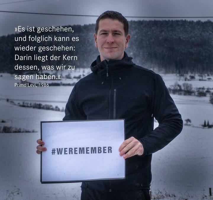 Holocaust-Gedenktag: 27. Januar