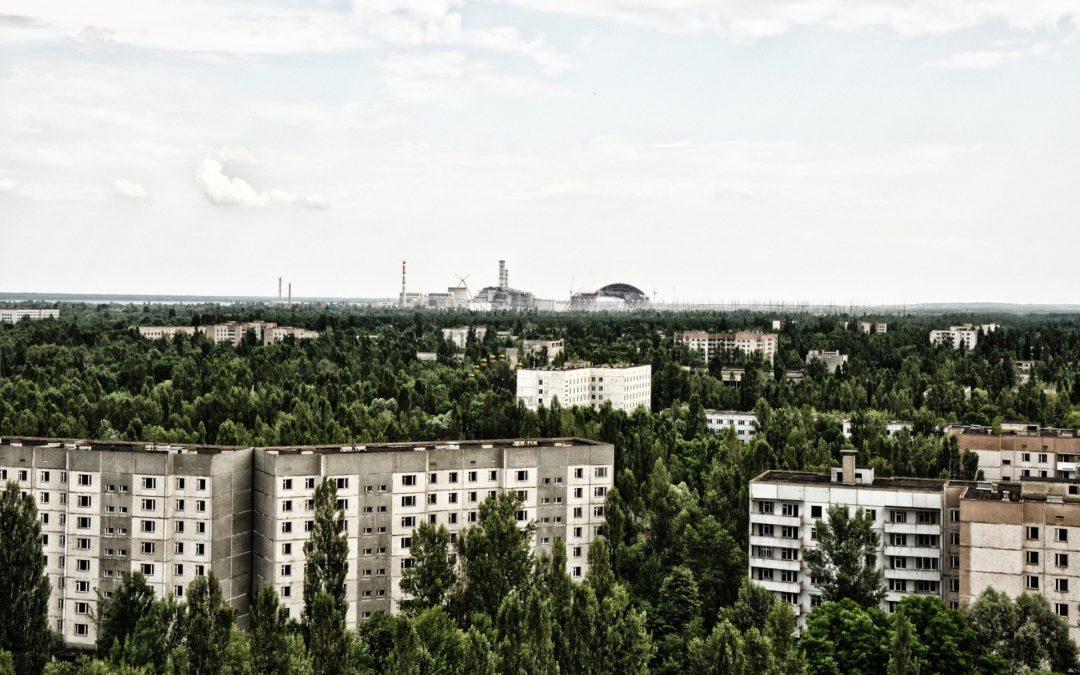 Jahrestag Nuklearkatastrophe von Tschernobyl