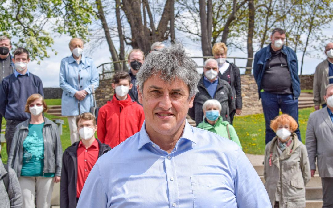 Linke schickt Frank Tempel für Saale-Region in Bundestagswahlkampf